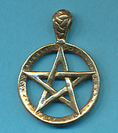 5 Point Star Pendant
