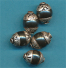 Dark Gray pearl Capped 8 mm.JPG