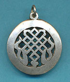 Endless Knot in Circle