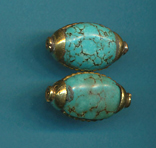 Oval Turquoise Brass Cap.JPG