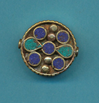 Seven Circle Lapis and Turquoise