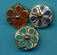 Simple Flower Beads